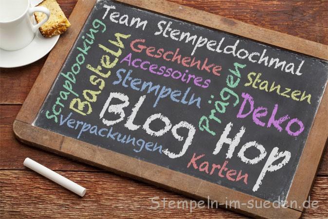 Team Stempeldochmal - 2 Titelbild
