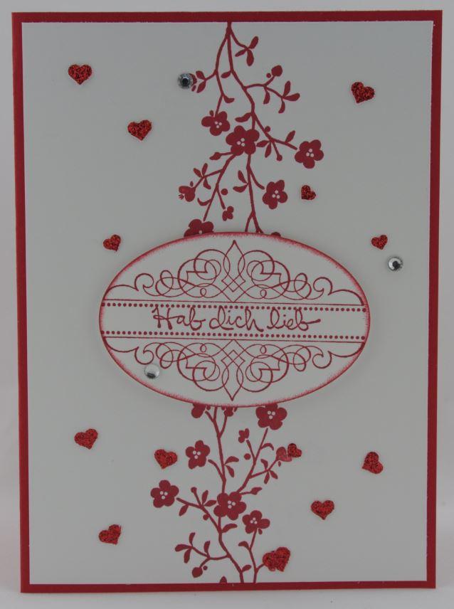 Valentinskarte 1
