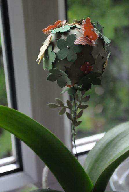 Orchideendeko 3