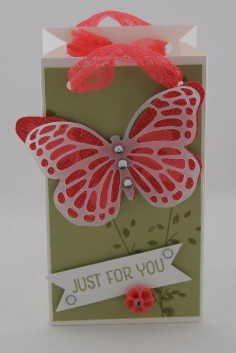 Schmetterlingstüte 1