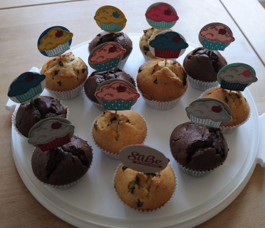 Muffin-Deko 4