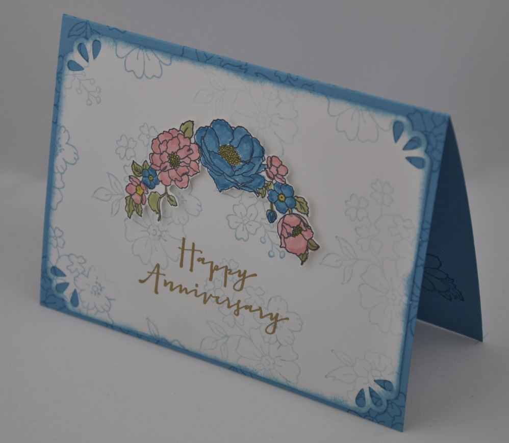 Blütenkarte 1
