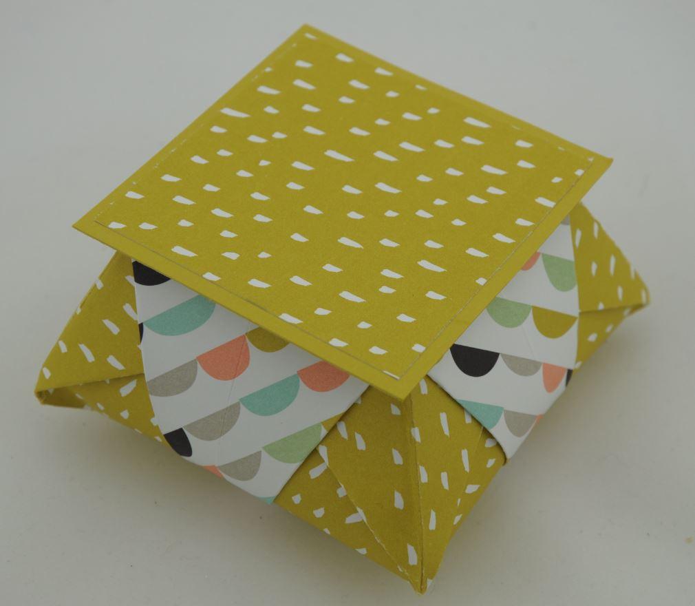 Origamiboxen 2