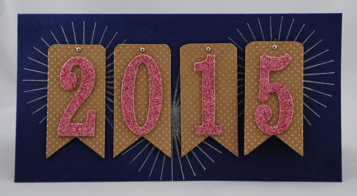 Silvesterkarte 2015 - 1