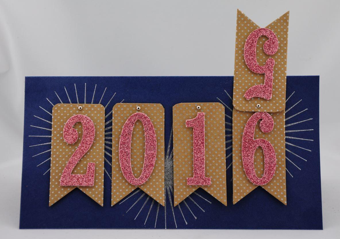 Silvesterkarte 2015 - 2