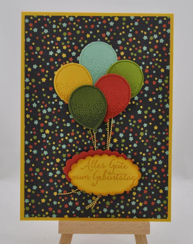 Luftballonstrauß 3