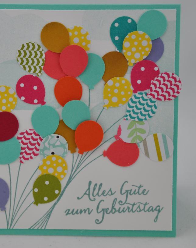 Luftballon-Geburtstag 2
