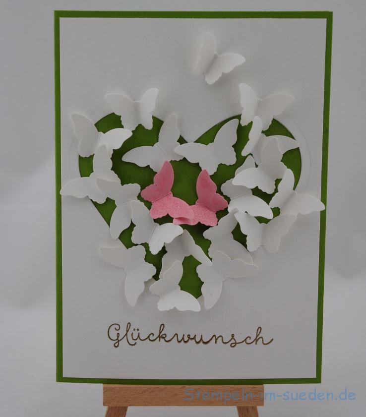 Hochzeit - Schmetterlinge 1