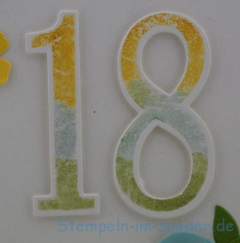 18. Geburtstag 2