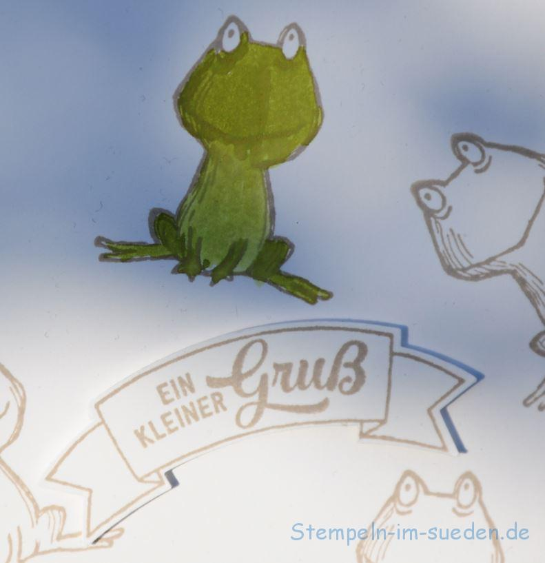 Froschgruß 2