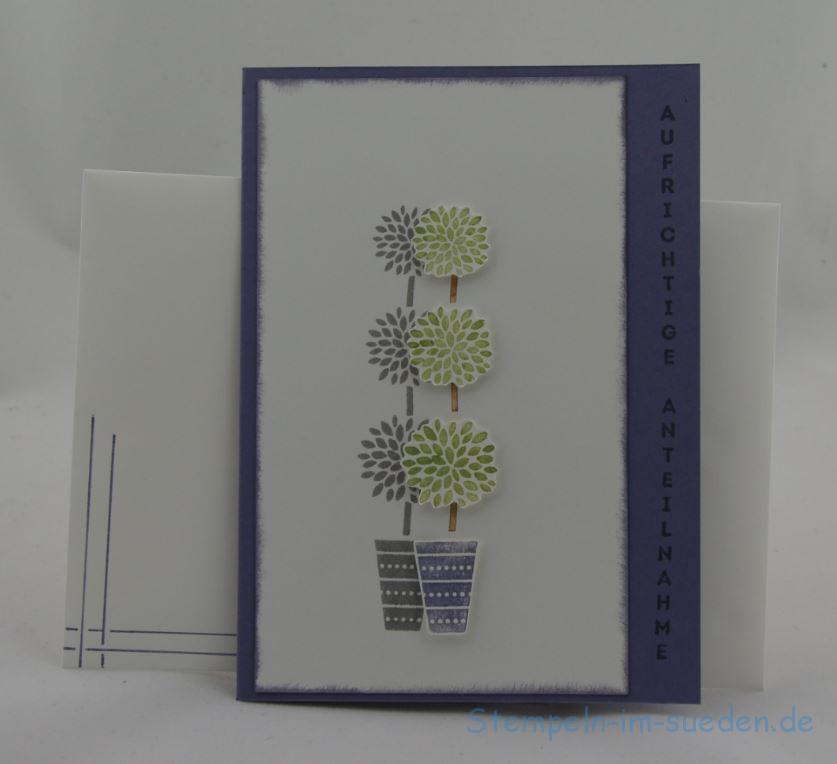 Trauerkarte 1