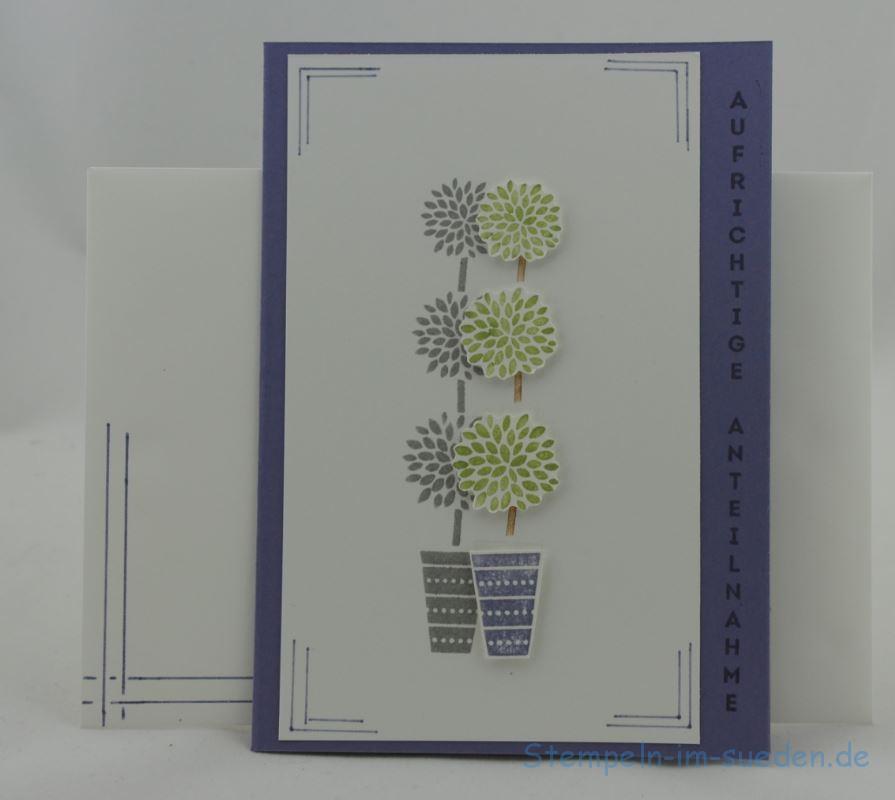 Trauerkarte 2